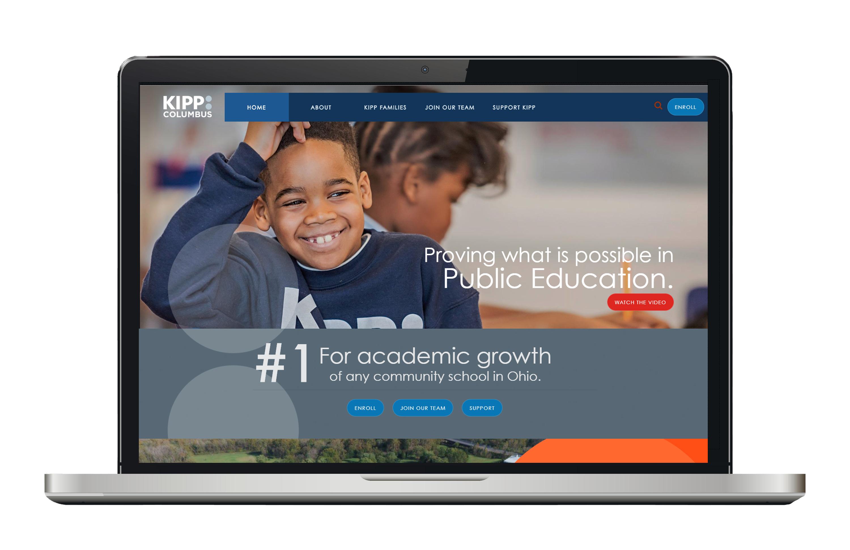 KIPP laptop Image