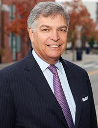 Yaromir Steiner, Founder, CEO of Steiner + Associates in Columbus, Ohio.